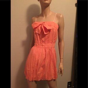 Cute summer JCrew dress. NWOT. Size xs